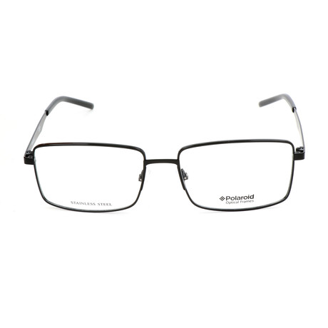 Polaroid // Men's PLDD322 Optical Frames // Black