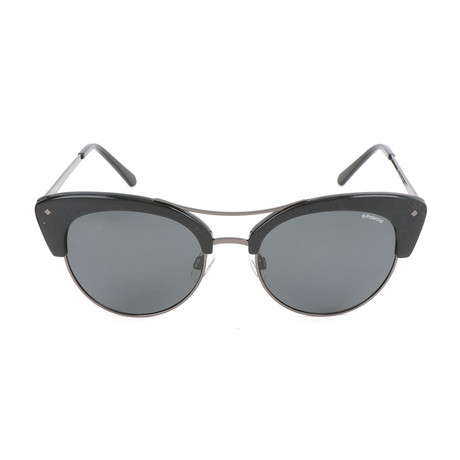 Polaroid // Women's PLD4045S Sunglasses // Shiny Black
