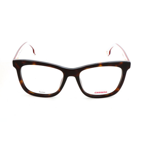 Carrera // Unisex CA1107 Optical Frames // Dark Havana