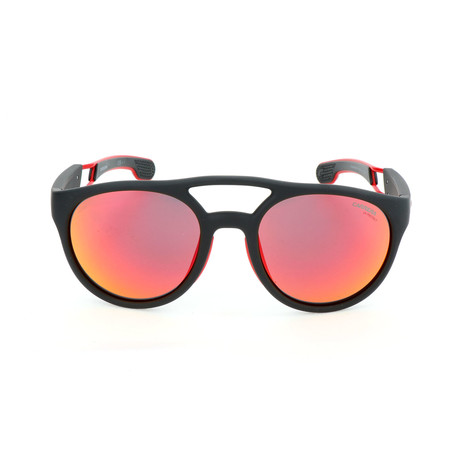 Carrera // Men's CA4011S Sunglasses // Black + Red