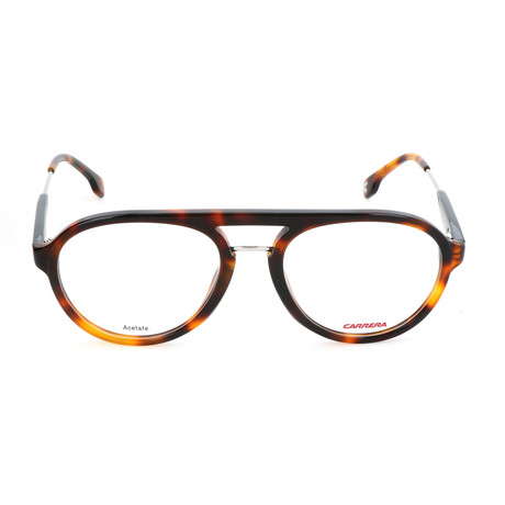 Carrera // Unisex CA137V Optical Frames // Light Havana