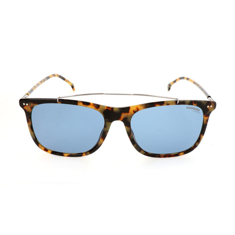 Carrera // Men's CA150S Sunglasses // Havana + Blue