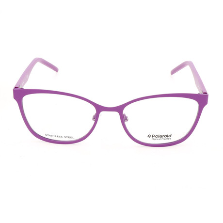 Polaroid // Women's PLDD327 Optical Frames // Purple