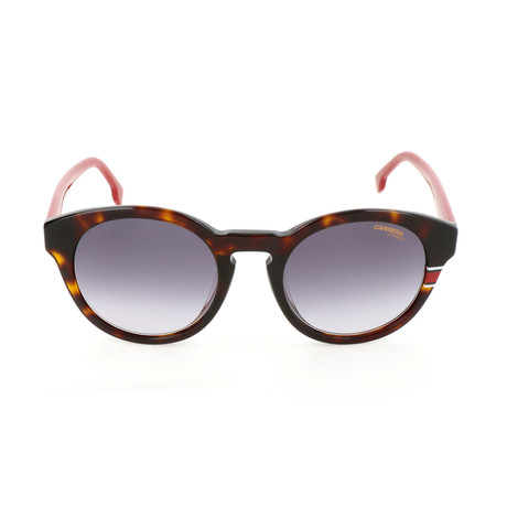 Carrera // Unisex CA184FS Sunglasses // Havana + Red