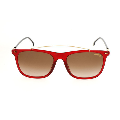 Carrera // Men's CA150S Sunglasses // Red + Gold