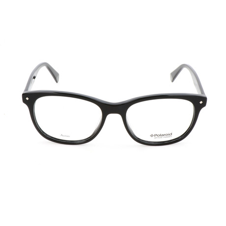 Polaroid // Women's PLDD319 Optical Frames // Black