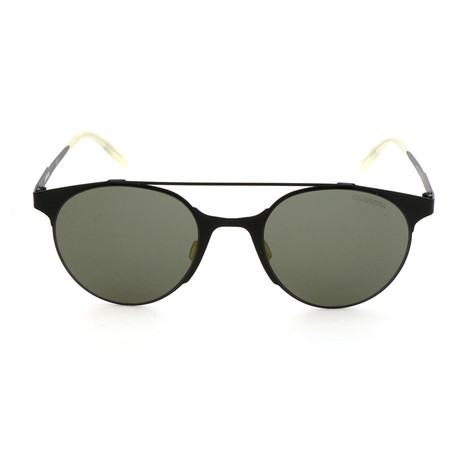 Carrera // Unisex CA115S Sunglasses // Matte Black