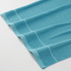 Alfred Sung SOHO Collection // 6 Piece Towel Set (W Steel Blue)