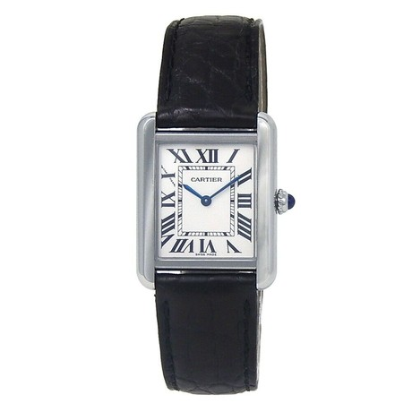 Cartier Ladies Tank Solo Quartz // WSTA0030 // Pre-Owned