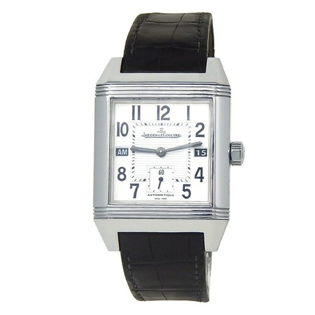 Jaeger-LeCoultre Reverso Squadra Hometime Automatic // Q7008620 // Pre-Owned