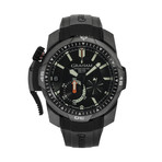 Graham Chronofighter Prodive Automatic // 2CDAB.B02A.D // Store Display