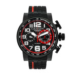 Graham Silverstone Stowe Racing Chronograph Automatic // 2BLDC.B29A // Store Display