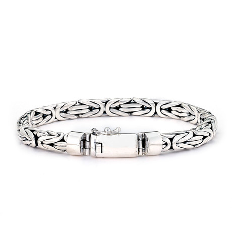 """Byzantine Bracelet (8.5""""L)"""