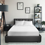 Bamboo Blend Bedsheets // White (Twin XL)