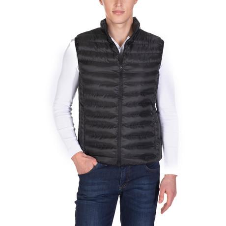Arsenio Vest // Black (S)
