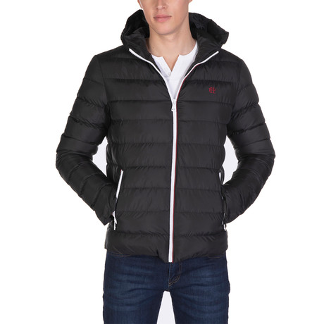 Defin Coat // Black (S)
