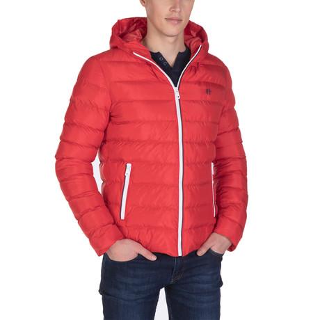 Alezo Coat // Red (S)