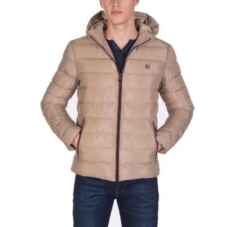 Creto Coat // Beige (S)