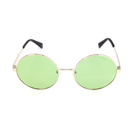 Polaroid // Women's PLD4052S Sunglasses // Green