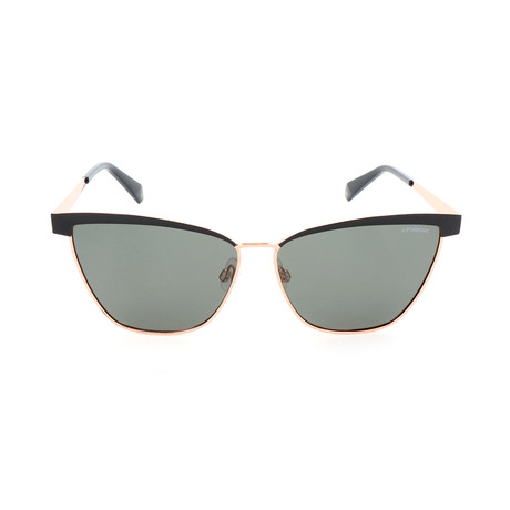 Polaroid // Women's PLD4054S Sunglasses // Black