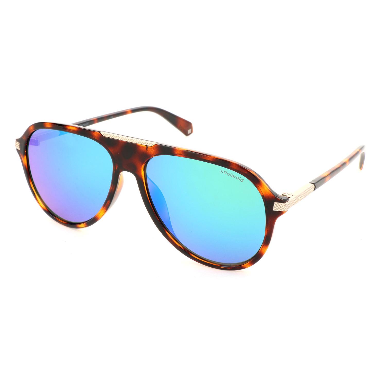 Buy Polaroid P4218 Men Sunglasses Brown | Best Deal Outlet