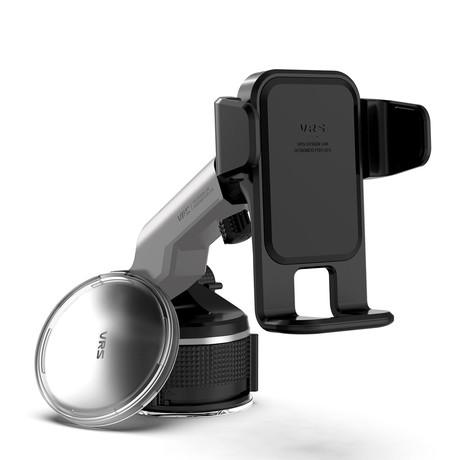Accessories Mechanic Mount // Steel Silver