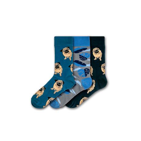 Pudsey Socks // Set of 3