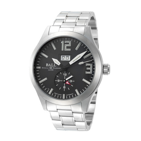 Ball Engineer Master II Voyager Automatic // GM2086C-S6J-BK