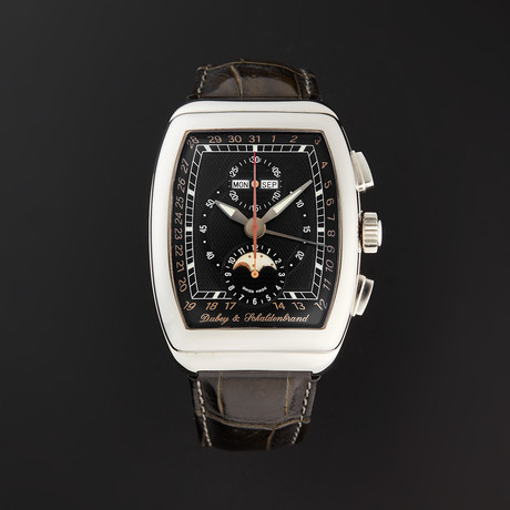 Dubey & Schaldenbrand Grand Chronograph Astro Automatic // AGCA/ST/BKS // Store Display
