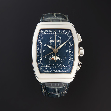 Dubey & Schaldenbrand Grand Chronograph Astro Automatic // AGCA/ST/BLS // Store Display