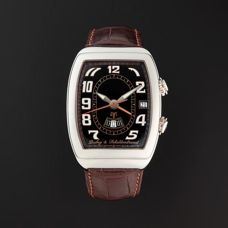Dubey & Schaldenbrand Sonnerie GMT Automatic // GMTA/ST/BKW // Store Display