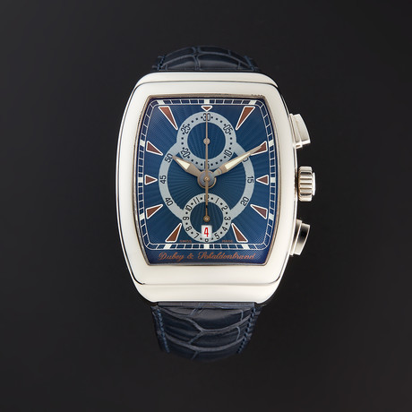 Dubey & Schaldenbrand Grand Chronograph Automatic // AGCH/ST/BKW // Store Display
