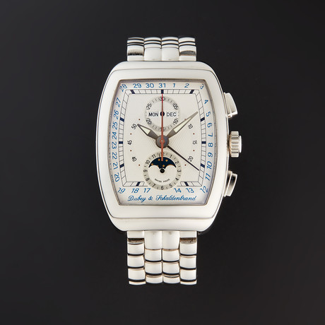 Dubey & Schaldenbrand Grand Chronograph Astro Automatic // AGCA/ST/SIB/BRC // Store Display