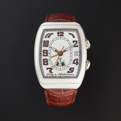 Dubey & Schaldenbrand Sonnerie GMT Automatic // GMTA/ST/WHG // Store Display