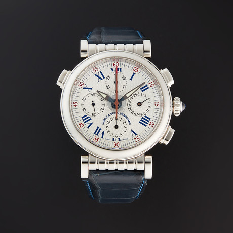 Dubey & Schaldenbrand Spiral Rattrapante Chronograph Automatic // SPIR/ST/SIB // Store Display