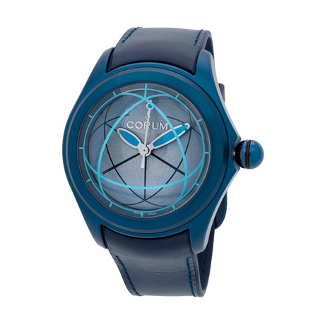 Corum Bubble Automatic // 082.312.98/0063 OP02 R // New
