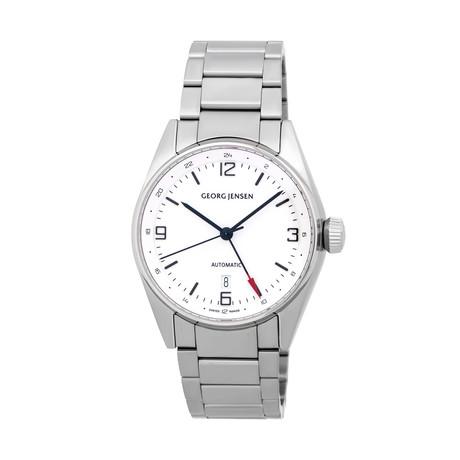 Georg Jensen Delta Classic GMT Automatic // 3575599 // New