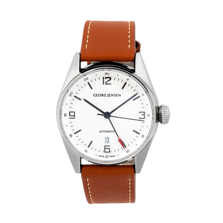 Georg Jensen Delta Classic GMT Automatic // 3575601