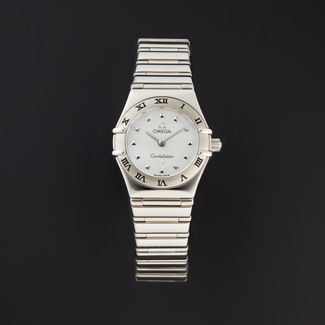 Omega Ladies Constellation Quartz // 1561.71.00 // Store Display