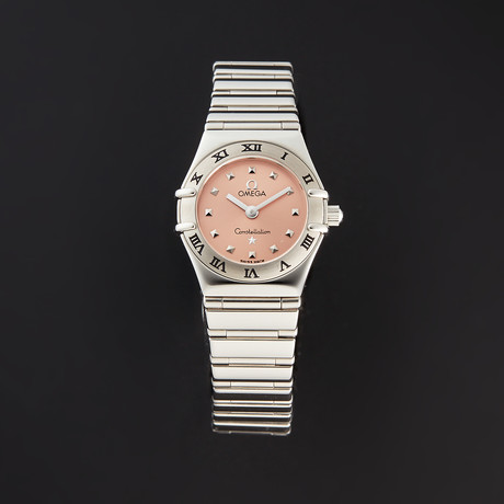 Omega Ladies Constellation Quartz // 1561.61.00 // Store Display