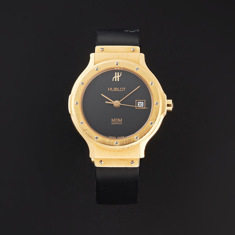 Hublot Ladies Classic MDM Quartz // 1390.3 // Pre-Owned