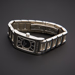 Bulgari Ladies Rettangolo Quartz // RT39BRSS // Store Display