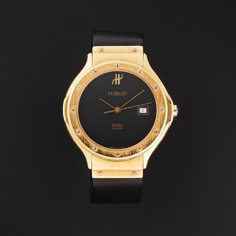 Hublot Ladies Classic MDM Quartz // 1400.3 // Pre-Owned