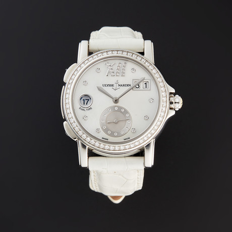 Ulysse Nardin Ladies GMT Big Date Automatic // 243-22B/391 // Store Display