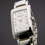 Frederique Constant Ladies Carree Quartz // FC-200WHDC26B // Store Display