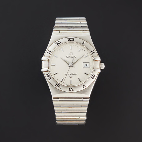 Omega Ladies Constellation Quartz // 15823000 // Pre-Owned