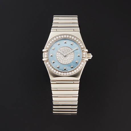 Omega Ladies Constellation Quartz // 1970.11.52 // Store Display