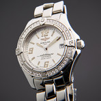Breitling Ladies Colt Ocean Quartz // A57350 // Pre-Owned