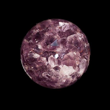 Amethyst Sphere // Ver. 2