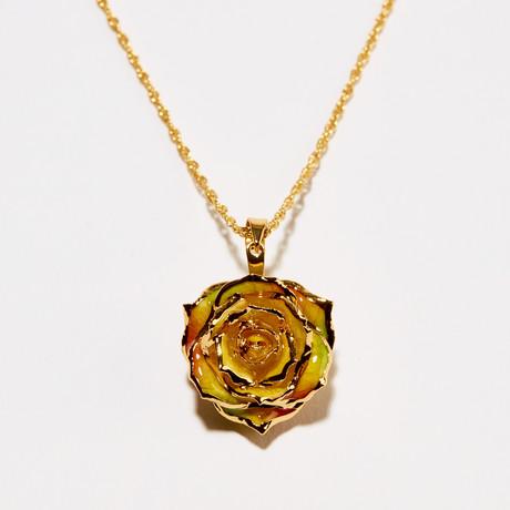 Thanksgiving Bouquet Eternal Necklace